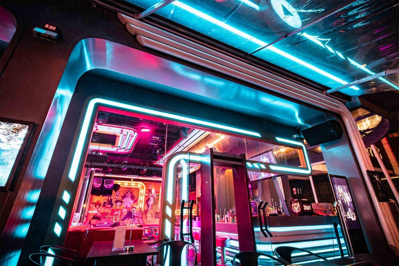 熊会所_我要和你在一起.CLUB -深圳市新冶组设计顾问有限公司-酒吧设计 ...